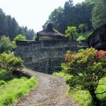 廃墟の屋敷